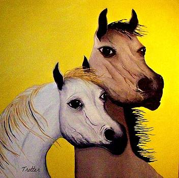 Horse Lovers the Golden Age by Patrick Trotter