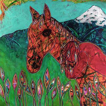 Horse Medicine by Shawna Morris