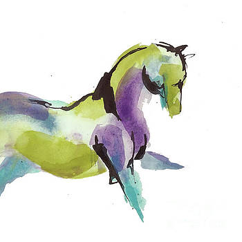 Horse of a Different Color 2 by Chris Paschke