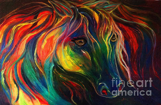 Horse of Hope by Pam Herrick