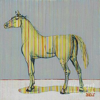 Horse of Many Colors No. 2 by Christine Belt