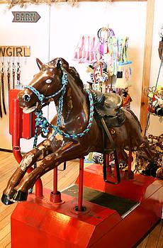 Horse Ride by Paulette Maffucci
