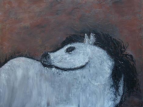 Horse Sleeping by Iancau Crina