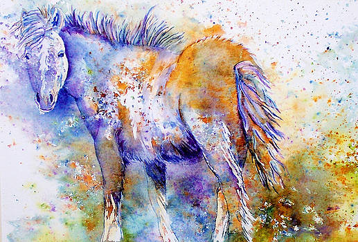 Horse Whisper by Donna Martin