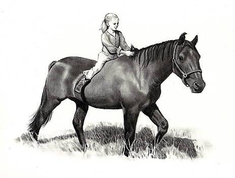 Joyce Geleynse - Horseback Riding