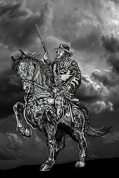Horseman by Doug LaRue