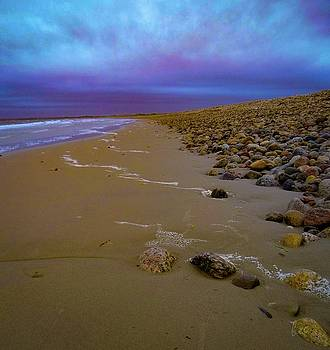 Horseneck beach by Bruce Carpenter