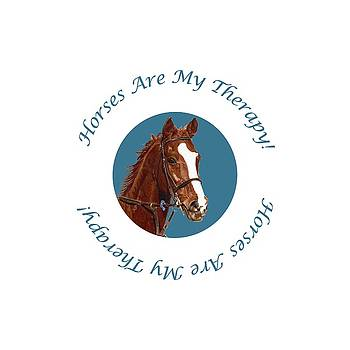 Horses Are My Therapy by Patricia Barmatz