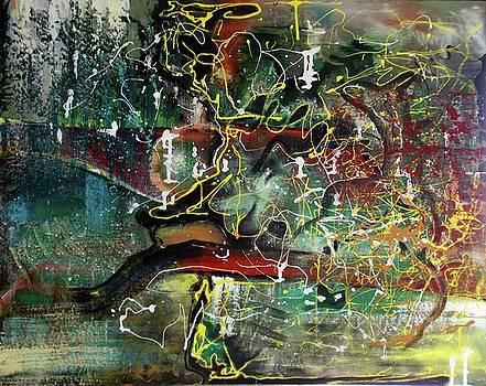 Horses Of Eternity by Machukov Dejan