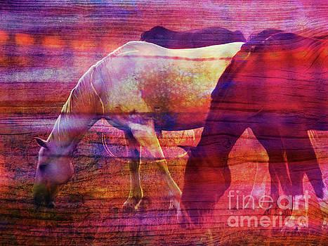 Horses by Robert Ball