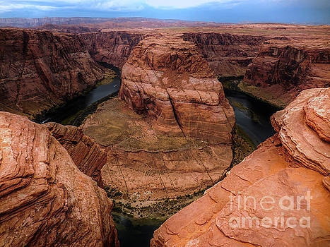Horseshoe Bend by Francis Lavigne-Theriault