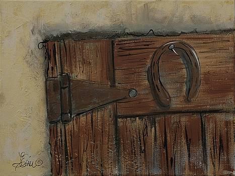 Horseshoe by Terri Einer