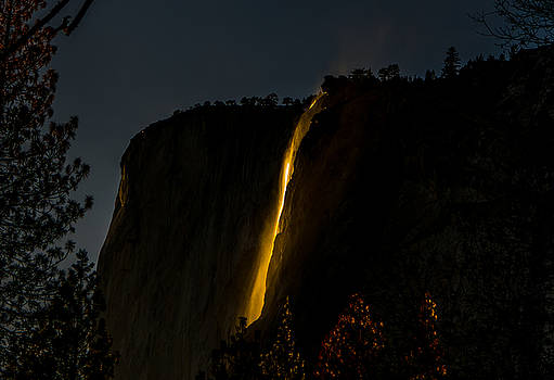 Randy Straka - Horsetail Fall 2,  Yosemite, 2016