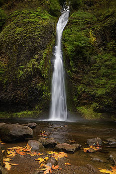 Chris Steele - Horsetail Falls