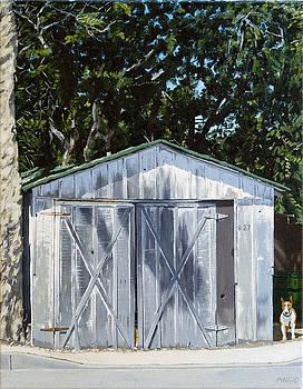 Hortense's Garage by Michael Ward