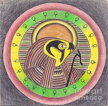 Horus  by Eman Allam