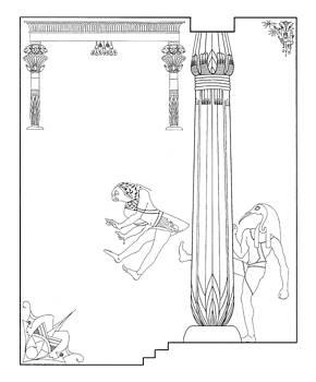 Stan  Magnan - Horus Thoth Smackdown