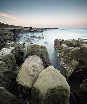 Hospitals Reef Crevices by William Dunigan