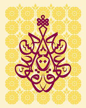 Hossein--Yellow Mod by Misha Maynerick Blaise