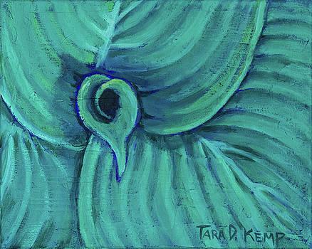 Hosta by Tara D Kemp