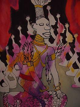 Hot African Nights by Crystal N Puckett