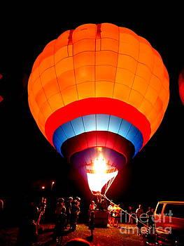 Hot Air Balloon Burn by Justin Moore