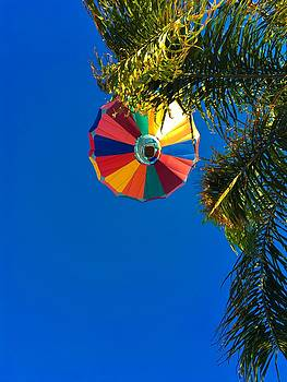 Hot Air Balloon  by Jen Lynn Arnold