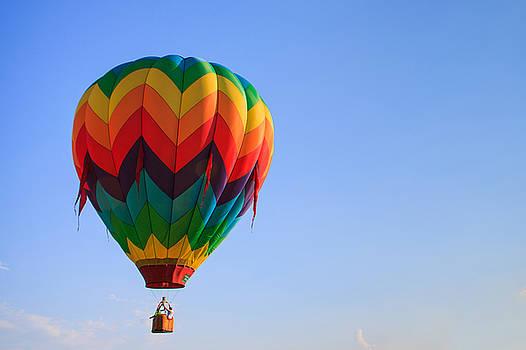 Tim Ford - Hot Air Balloon