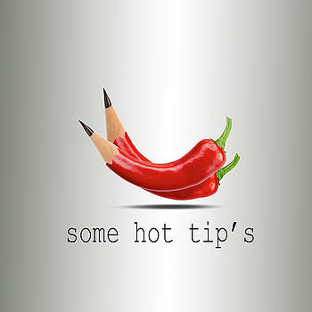 Hot Chili Peppers by Luc Cannoot