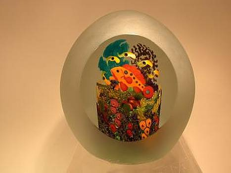 Hot Glass  by Chris Heilman