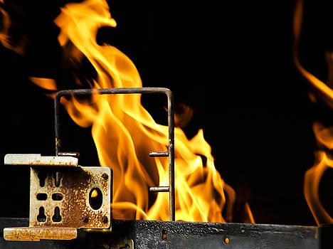 Hot Grill by Bessie Reyes