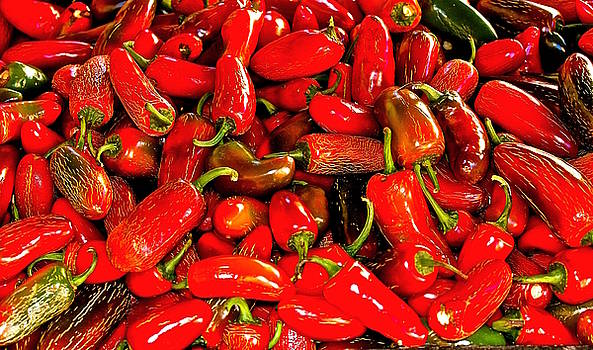 Hot Pepper by Gillis Cone