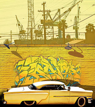 Larry Butterworth - HOT ROD GRAFFITTI