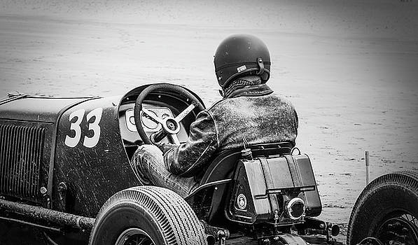 Hot rod racer by Carlton Boyce