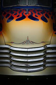 Hot Rod Truck Hood by Dick Pratt