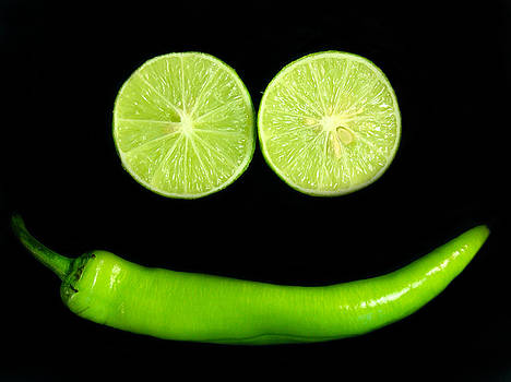 Hot Sour Smile by Eby Man