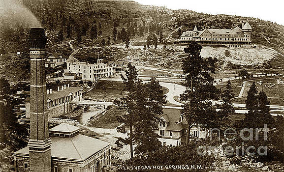 California Views Mr Pat Hathaway Archives - HOT SPRINGS HOTEL, LAS VEGAS, NEW MEXICO