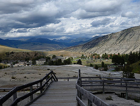 Kae Cheatham - Hot Springs Valley
