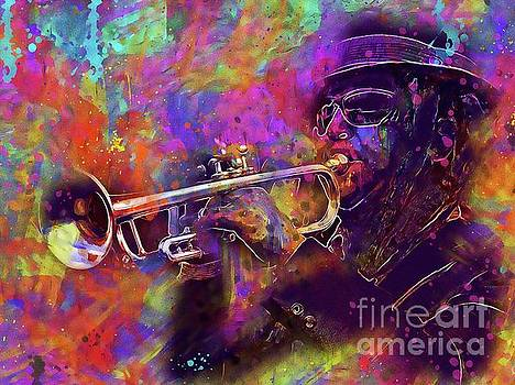 Hot Summer Horns by Putterhug Studio