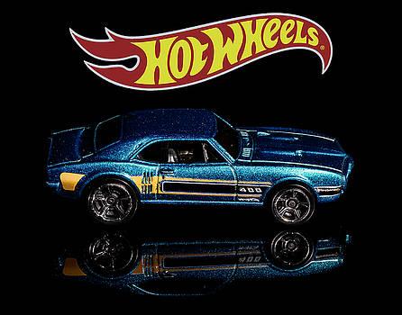 Hot Wheels '67 Pontiac Firebird 400-1 by James Sage