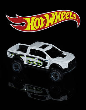 Hot Wheels Ford F-150 Raptor by James Sage