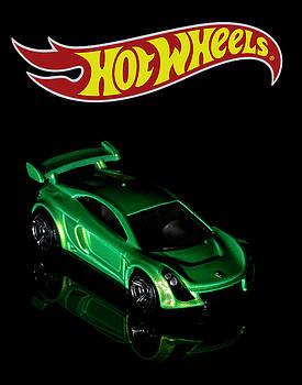 Hot Wheels Mastretta MXR by James Sage