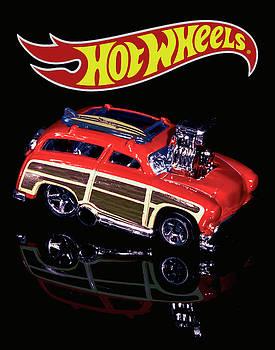 Hot Wheels Surf 'N' Turf by James Sage