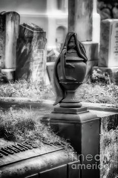 Kathleen K Parker - Hotchkiss Tomb Urn - New Orleans