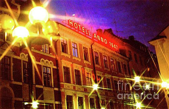 Hotel Anno by Elizabeth Hoskinson
