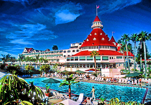Dennis Cox WorldViews - Hotel Coronado