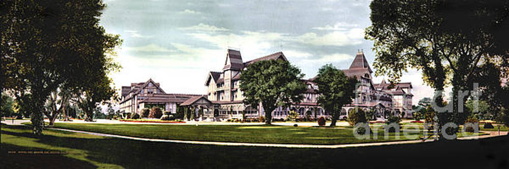 California Views Mr Pat Hathaway Archives - Hotel Del Monte, Del Monte California 1906