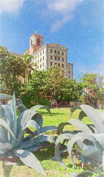 Hotel Nacional de Cuba Artistic by Joan Carroll