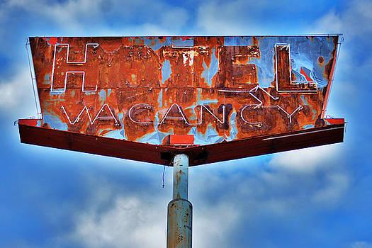 Hotel Vacancy by Julie Bergonz