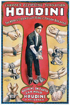 Unknown - Houdini The Worlds Handcuff King